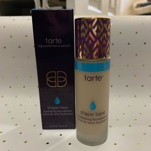 Tarte Hydrating Shape Tape in Porcelain NIB